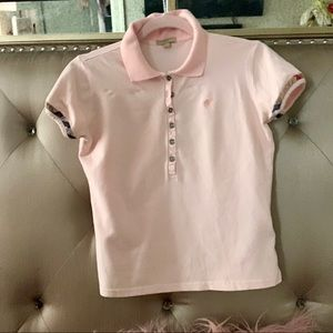 Burberry polo shirt 👚